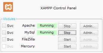 如何通过XAMPP来实现单个服务器上建多个网站
