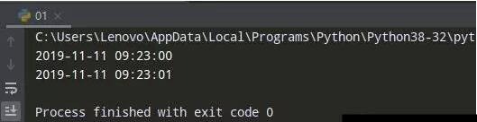 Python学习与解答困惑_深化time学习方法