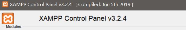本地安装XAMPP配置虚拟站点