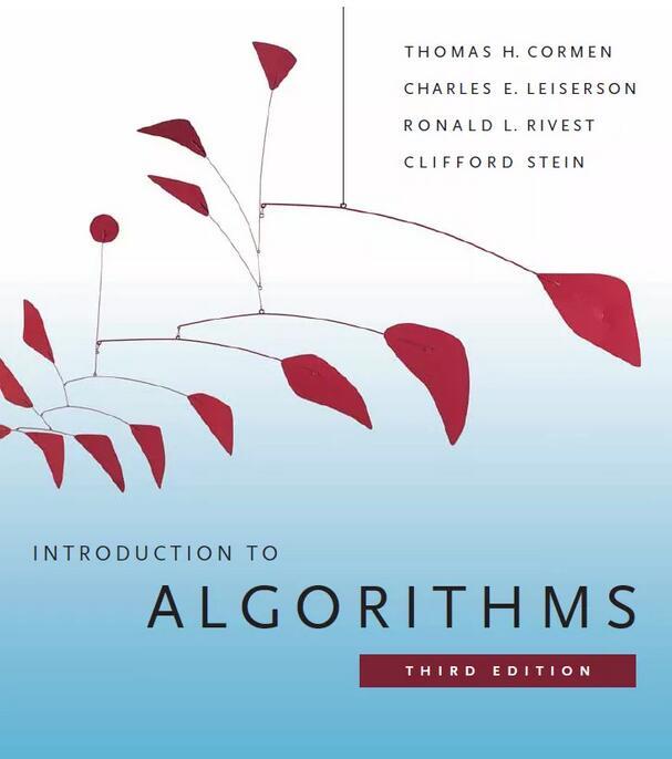Introduction to Algorithms算法导论.pdf网盘下载